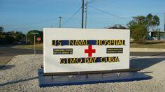 US Naval Hospital Guantanamo Bay, Cuba (Joe Cruz photo).