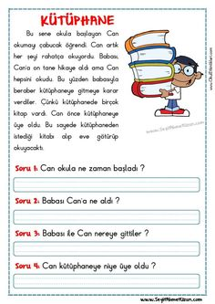 Preschool Curriculum, Homeschool, Turkish Lessons, Learn Turkish Language, Classroom Rules, Reading Passages, Activity Games, Foreign Languages, Grade 1