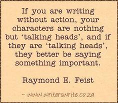 Quotable - Raymond E. Feist