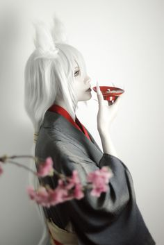 bloodcat(血猫) Tomoe Cosplay Photo - WorldCosplay
