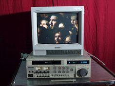 Panasonic AG-7350  Professioneller VHS Videorecorder Box Tv, Videos, Sony, Medical, Video Clip