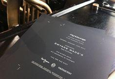 Dwayne Wade 30th Birthday Party Invitations.