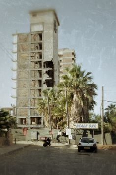 Ghost City Varosha Cyprus Ghost City, Ghost Towns, Abandoned Houses, Abandoned Places, Travel Goals, Travel Tips, Famagusta Cyprus, Haunted Places, Creepy