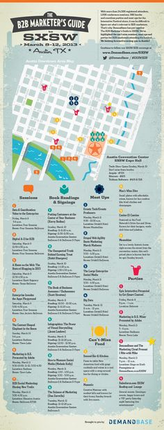 The B2B Marketer's Guide to SXSW