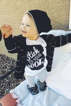 Baby & toddler graphic t's!