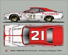 Ford Torino 1976 Daytona