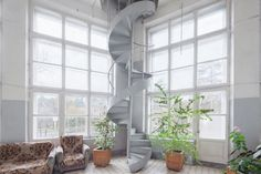 Gallery of Melnikov and Moscow Workers' Clubs: Translating Soviet Political Ideals into Architecture - 56
