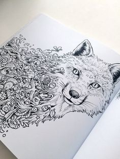 Inside // Animorphia // Kerby Rosane