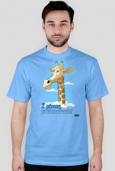 Z głową w chmurach! Psp, Mens Tops, T Shirt, Fashion, Supreme T Shirt, Moda, Tee, Fashion Styles, T Shirts
