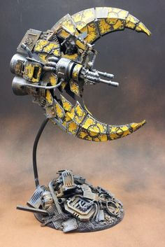 Edwin Clark uploaded this image to 'Orks'. See the album on Photobucket.