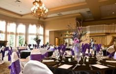 Floral Decorations for Banquets | Photos of Wedding Reception Decorations [Slideshow]