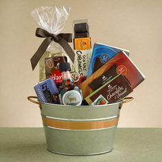 Vermont Gift Basket: Gourmet Chocolate Vermont Gift Basketshttp://www.lakechamplainchocolates.com/chocolate-gifts/gift-baskets-and-samplers/