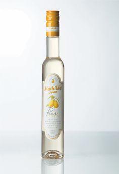Pear Liqueur - Mathilde