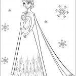 Frozen kleurplaten - Frozen (31)