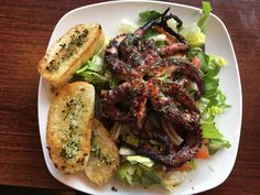 [I ate] octopus for the first time #food #foodporn #recipe #cooking #recipes #foodie #healthy #cook #health #yummy #delicious