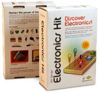 DIY Electronics Design & Projects Kit