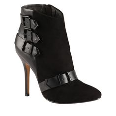 TYTLER - women's ankle boots boots for sale at ALDO Shoes.  I just think this heeled bootie looks cool.