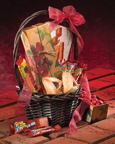 Small gluten freevegan cookie gift basket any occasion purim gift basket crimson collection by broadway basketeers for only 2295 negle Images