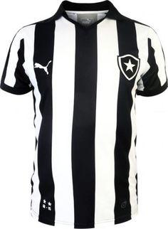 Botafogo 2015-16 PUMA Home Kits