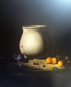Great White - Anthony Padula  20 x 24 Oil on panel