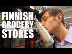 Finnish Grocery Stores - YouTube