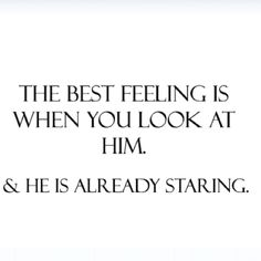 Right?!! RIGHT?!! .... and I get butterflies every.single.time. <3