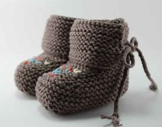 Sweet Baby Moccasin Booties