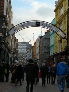 Carnaby street, Londres, Angleterre                                                                                                                                                                                 Plus