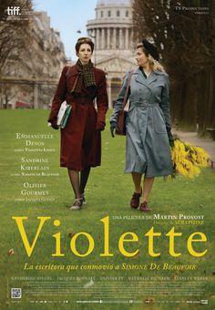 Born out of wedlock early in the last century, Violette Leduc meets Simone de Beauvoir in postwar Saint-Germain-des-Près. Film Movie, Cinema Movies, Series Movies, Movie To Watch List, Good Movies To Watch, Movie List, Night Film, French Movies, English Movies