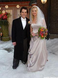 Phoebe's Wedding