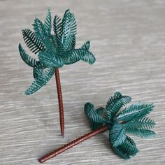 Large Palm Tree Cake Topper 4 Count *** Find out more about the great product at the image link.