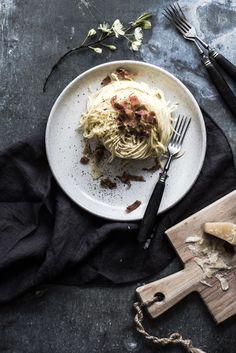 Spaghetti Carbonara: einfach lecker | Dee's Küche