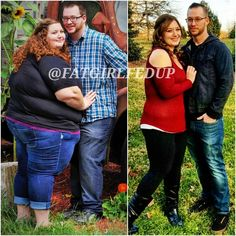 Couple loses 400 pounds in amazing weight loss journey...