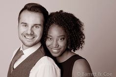 "March 2015 Portrait of Excellence: ""Couples"" - 3rd Place. Photographed by Barrett & Coe Kingston."