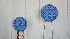 2 Garderobenhaken / Schmuckhalter SMALL ORNAMENTS von LoveTurkey auf DaWanda.com