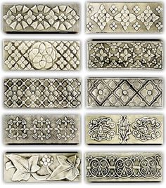 FLORAL JEWERY LITTLE BOXES 3 by arteymetal on DeviantArt
