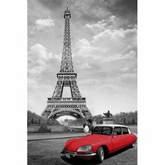 I love this one!!! Paris-Kiss Poster Poster Print, 24x36 null,http://www.amazon.com/dp/B0071OENQA/ref=cm_sw_r_pi_dp_y0KMsb0CV5QZXG1W