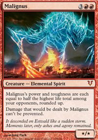 Malignus, Magic, Avacyn Restored