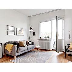 #lifestyle #jaune #livingroom #deco #moutarde #yellow #mustard #trend #2015 #homedesign #style #interiordesign #warm #cosy #fifties #style #rétro #homiestyle