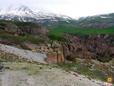 Sabalan Mountain in Iran SHIRVAN DARASI / Meshginshahr