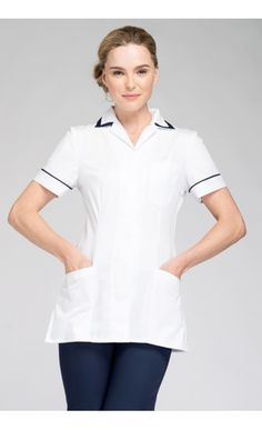 Nurse uniforms must be crisp, made from top-quality fabrics, hygienic and professional. We, at Diamond Designs Uniforms, bring to you an exclusive range of nurse uniforms. Hospital Uniforms, Dental Uniforms, Nurse Uniforms, Salon Wear, Doctor Scrubs, Nursing Scrubs, Uniform Design, Apron Designs, Tunic Tops
