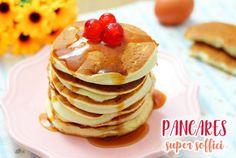 10 DOLCI PER LA COLAZIONE | Fatto in casa da Benedetta Waffles, Pancakes, Crepes, Cheesecake, Food And Drink, Sweets, Baking, Breakfast, Desserts