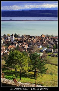 La Neuveville, Bern, Switzerland Copyright: Dominique TSchantz