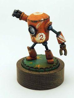 Forums / Peinture / Robot Painting Crusade - Mini Créateurs