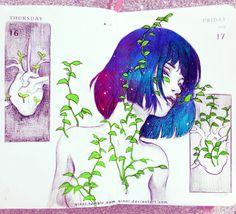 Growing Heartbeat by Qinni on DeviantArt