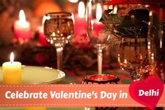 Checkout amazing, exciting, stunning valentine ideas for couples in Delhi. Make your valentine unforegtable. http://www.triphobo.com/blog/best-places-in-delhi-for-valentines-day