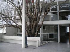 Curutchet House (1951) - Le Corbusier  La Plata - Argentina