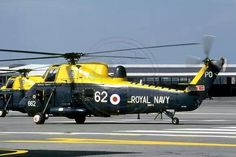 Westland Wessex HAS.3 Military Helicopter, Military Aircraft, Aircraft Painting, Search And Rescue, Royal Navy, Stockholm, Wwii, Fighter Jets, Aviation