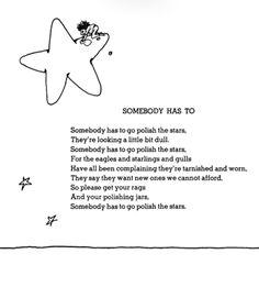 shel silverstein poems about beauty - Google Search