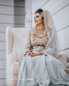Kerala Brides With Gorgeous South Indian Bride Look Indian Muslim Bride, Muslim Brides, South Indian Bride, Muslim Couples, Pakistani Bridal, Indian Bridal, Bridal Lehenga, Bridal Outfits, Bridal Dresses